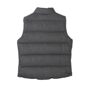 <MEN><br>Stand Collar Down Waist Coat