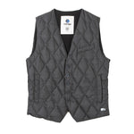 <MEN><br>V neck Down Waist Coat