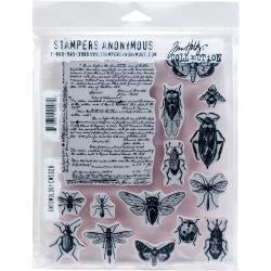 Tim Holtz Stampers anonymous - Entomology