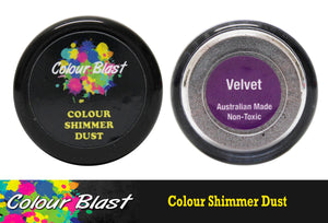 Colour Blast shimmer dust - Velvet