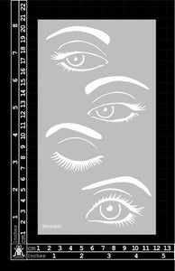 Kinder Kreations - Eye 05 stencil