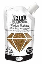 Seth Apter Izink Diamond - Golden bronze