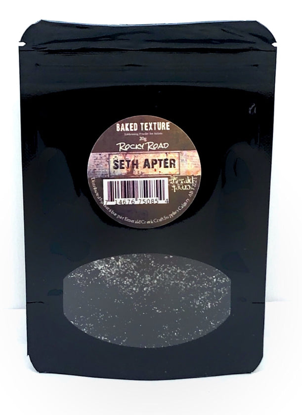 Seth Apter - Rocky Road Baked Texture embossing powder