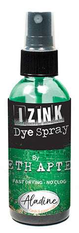 Seth Apter Izink Dye spray - Emerald