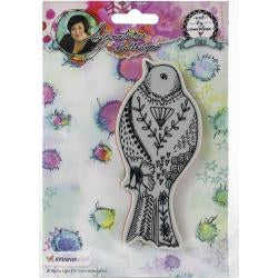 Art by Marlene signature collection stamp - Bird