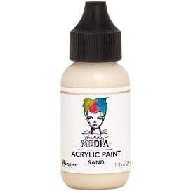 Dina Wakley Media 1oz paint - Sand