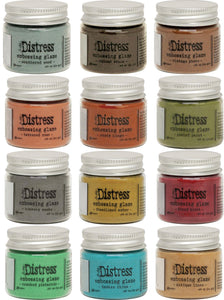 Tim Holtz Distress Embossing glaze - Peeled paint