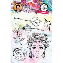 Art by Marlene signature collection 4.0 stamp #41
