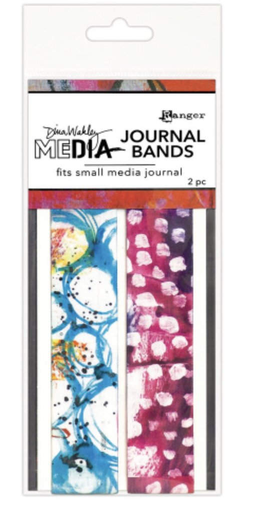 Dina Wakley Media - Journal bands: Small