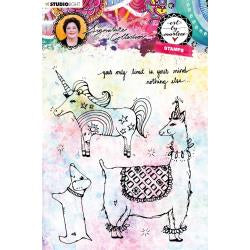Art by Marlene signature collection 4.0 stamp #39