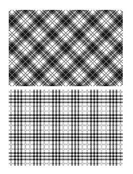 Tim Holtz Stampers Anonymous - Perfect Plaids