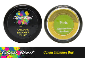 Colour Blast shimmer dust - Paris