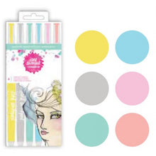 Jane Davenport Mermaid Markers - Sunbleached