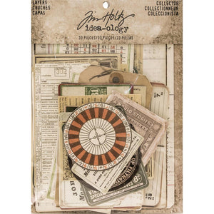 Tim Holtz Idea-ology Layers - Collector