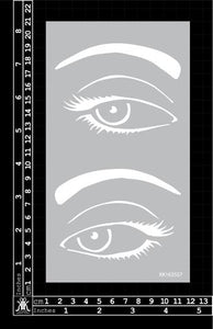 Kinder Kreations - Eye 04 stencil