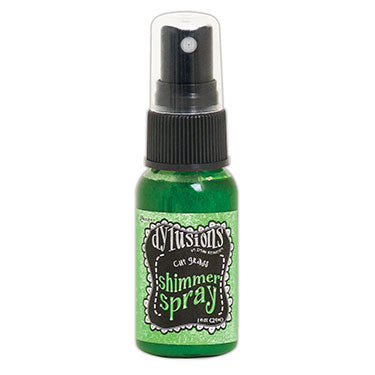 Dylusions Ink Shimmer spray - Cut grass