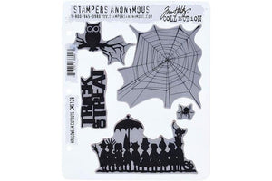 Tim Holtz Stampers anonymous - Halloween cutouts