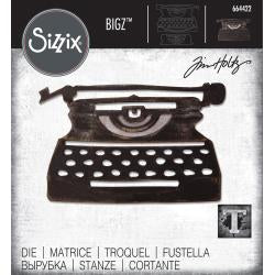 Tim Holtz Sizzix thinlits dies - Retro Type