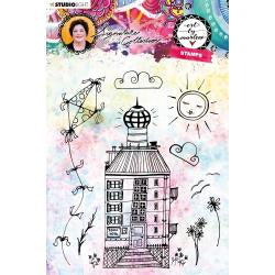 Art by Marlene signature collection 4.0 stamp #43