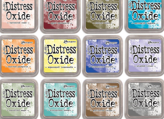 Tim Holtz distress oxides #3 individual colours