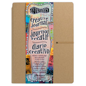 "Dylusions Creative Journal - Large (11 3/8"" x 8 1/4"")"