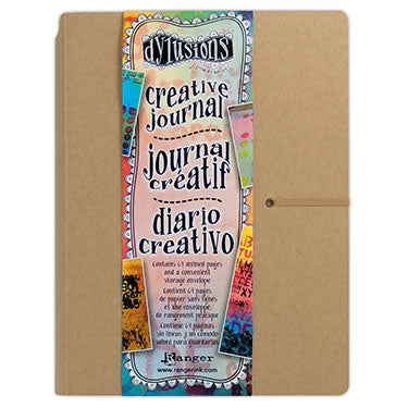 Dylusions Creative Journal - Large (11 3/8