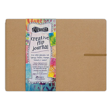 Dylusions Creative Flip Journal - Large
