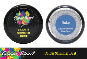 Colour Blast shimmer dust - Duke