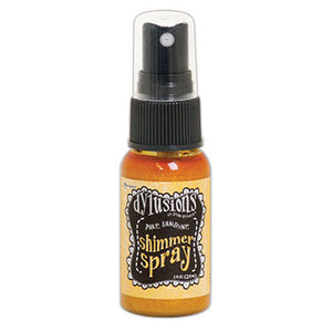 Dylusions Ink Shimmer spray - Pure sunshine
