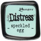 Tim Holtz Distress enamel pin - Speckled egg