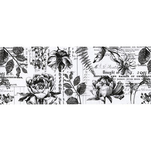 Tim Holtz Idea-Ology - Botanical Collage Paper 6yds