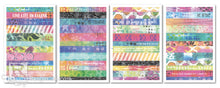 Dyan Reaveley's Dylusions Dyary Tape Strips