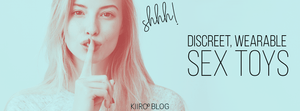 discreet wearable toys kiiroo