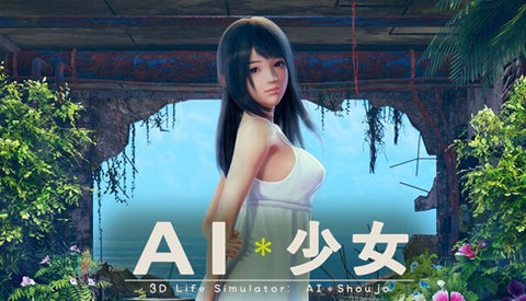AI Shoujo video game for adults on steam