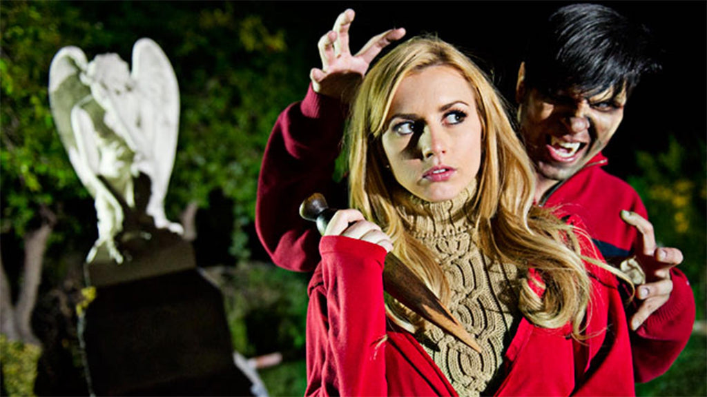 Buffy the vampire slayer parody