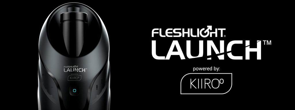 fleshlight launch by kiiroo for him sex toys teledildonics
