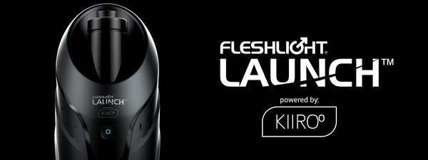 Fleshlight launch kiiroo sex toys for him