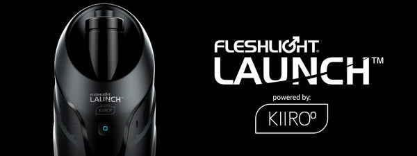 Kiiroo Fleshlight Launch