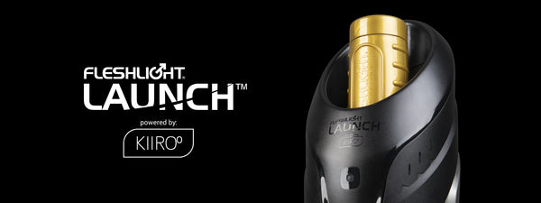 launch fleshlight kiiroo