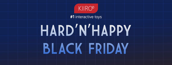 kiiroo discounts for black friday