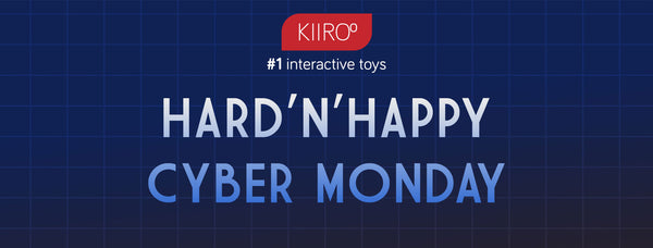 black friday cyber monday kiiroo