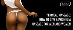 perineum massage for men and women