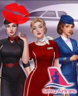 sexy airlines interactive sex game