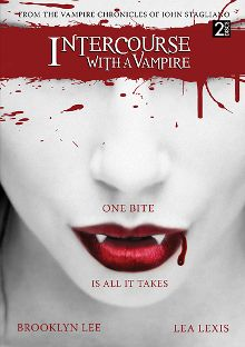 Intercourse with a vampire dvd cover