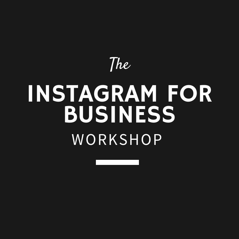 Durban - Instagram for Business - 3rd December 2019