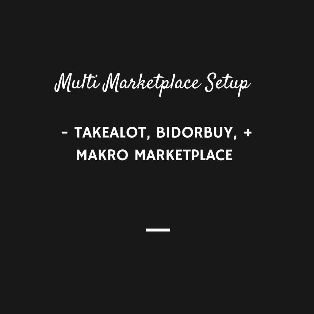 Multi Marketplace Setup