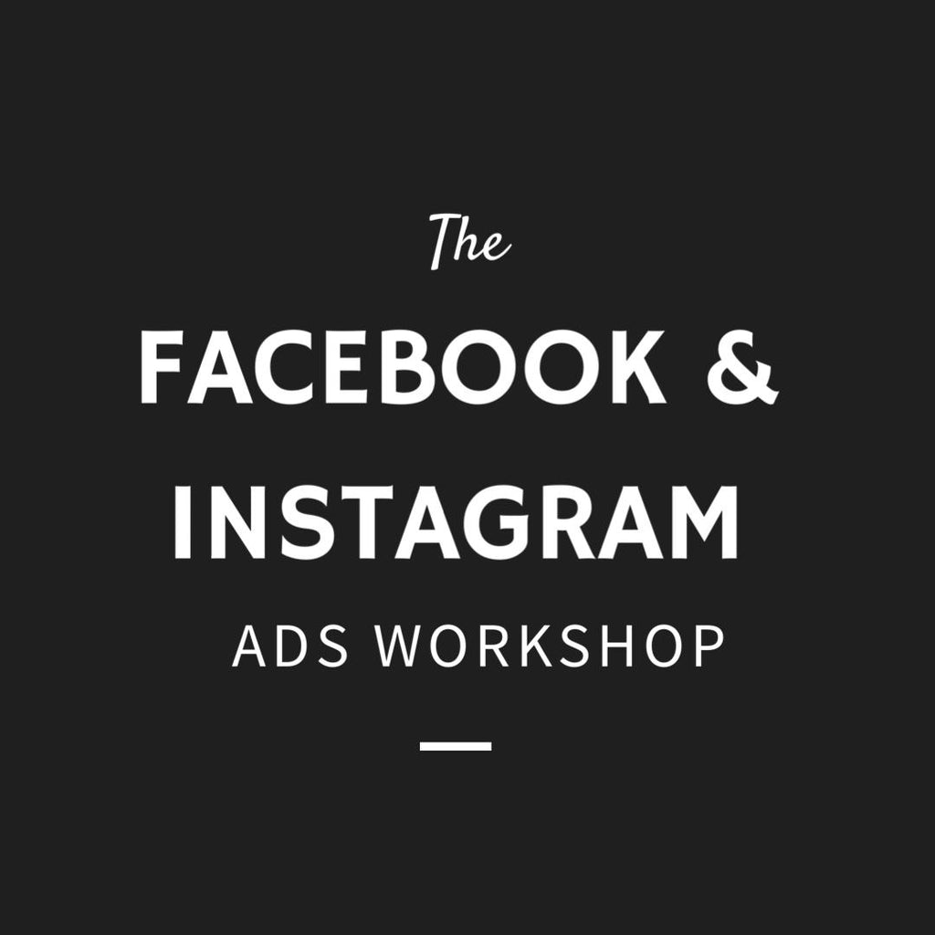 Cape Town - Instagram & Facebook for Business Workshop 21 April 2020