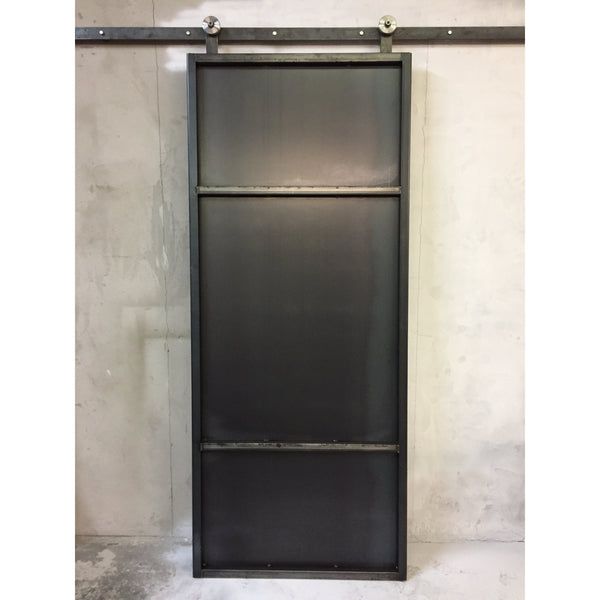 Metal Sliding Barn Door 2 Model Line Design