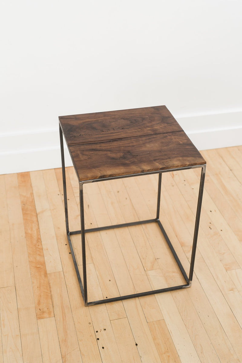 ... PRISM Square End Table ...