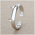 Adorable Cat Ears Ring  (FREE SHIPPING)